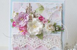 Romantyczna kartka w pudełku v.13