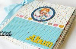 Kolorowy Album dla Chłopczyka