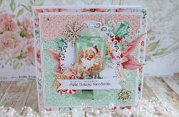 Kartka świąteczna SweetestChristmas 2 GOTOWA