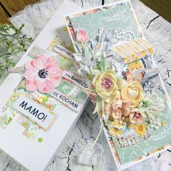 Kartka dla Mamy w pudełku #2