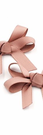 Spinki do włosów kokardki loop bows POLLY