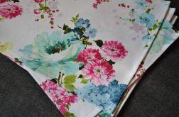 6 podkładek pod talerze - malowane kwiaty