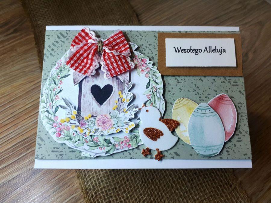 Kartka Wielkanocna #8