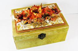 jesienna szkatułka