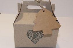 Eko-pudełko na świąteczne ciasteczka