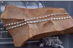 117 srebrny łańcuszek