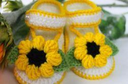 Buciki kwiatowe Słonecznik
