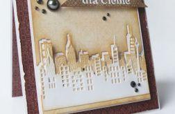 Kartka Okolicznościowa - big city