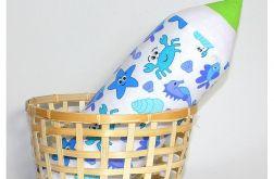Poduszka KREDKA zwierzątka morskie