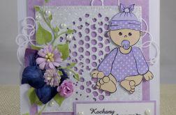 fioletowe narodziny