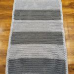 Dywan prostokątny Szarości 120x70