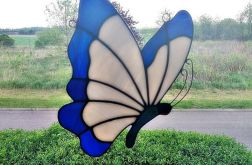 Zaczarowany motyl zawieszka Tiffany