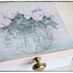 Herbaciarka Róże -