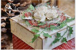Exploding box w świątecznym klimacie
