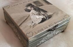 Pudełko - Miłość