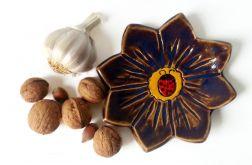Podstwka ceramiczna kwiat 11
