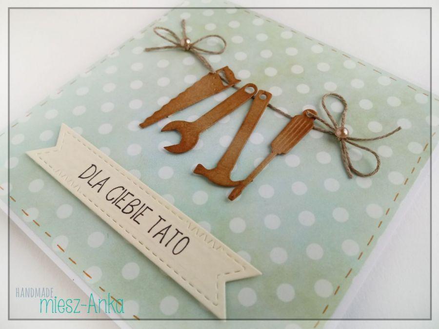 Wyjątkowa KARTKA dla TATY - 2 - TATA, urodziny, imieniny