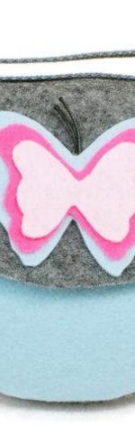 Torebka z motylkiem