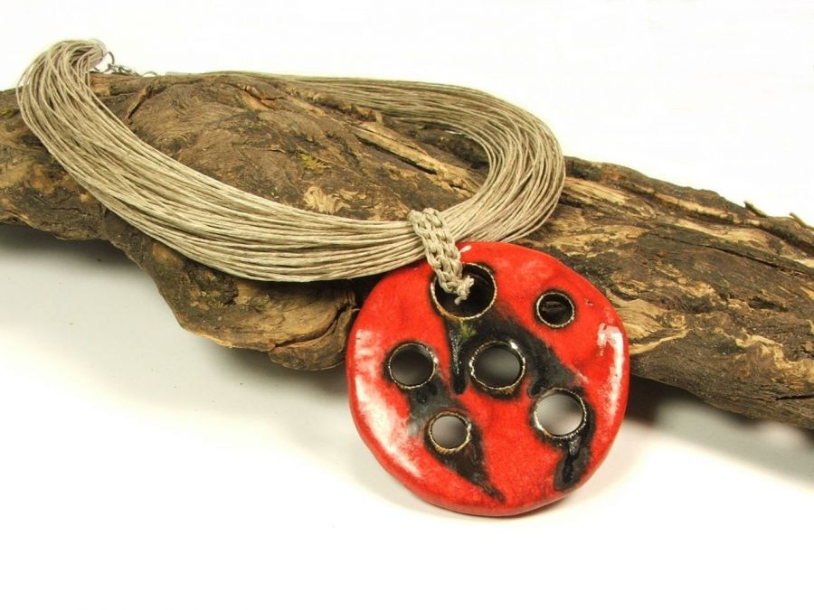 Resaneal - ceramika i len
