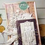 Kartka na Boże Narodzenie #303 - święta