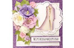 Kartka na ślub #685