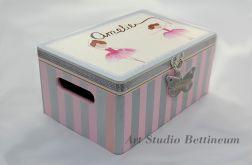 """Pudełko wspomnień """"Amelie"""""""