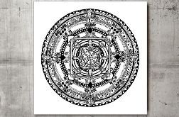 Mandala 50x50cm