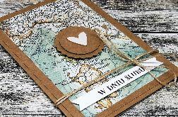 Ślubna kartka dla podróżników 6
