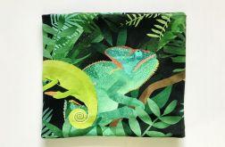 Komin Zielone Kameleony