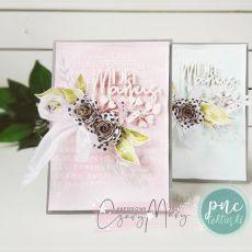 Kartka dla Mamy #różowa