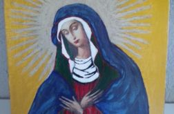 Matka Boża Ostrobramska - ikona