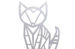 Stojak na biżuterię kot origami
