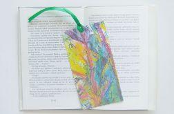 Kolorowa zakładka do książki nr 14