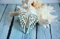 Kolczyki - Skrzydła anioła