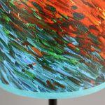 Soczysta lampa żYWIOŁOWOŚĆ, abażur + podstawa - Soczyste kolory