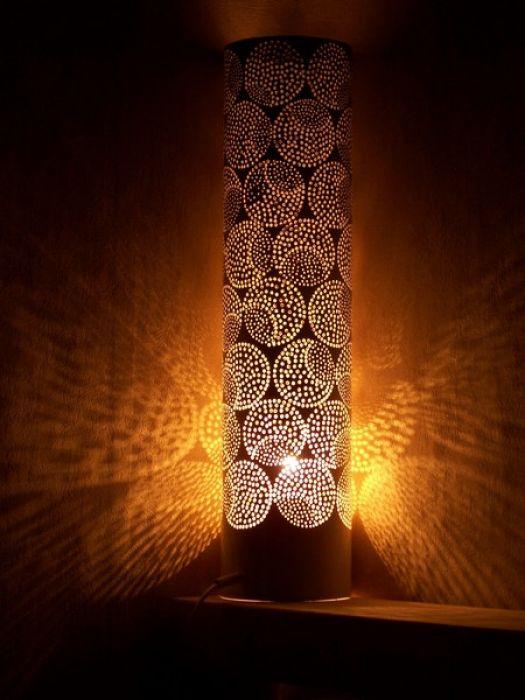 lampa stołowa- koła