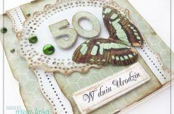 Kartka urodzinowa - 50 urodziny 2