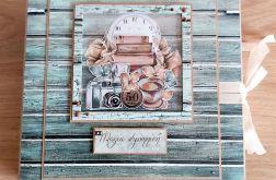 """Album """" Magia wspomnień """""""