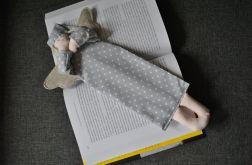 Zakładka do książki Anioł w szarościach