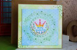 Kartka - Mały Królewicz