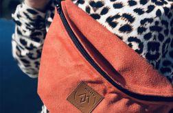 Nerka Mili Belt Bag L - pomarańczowa