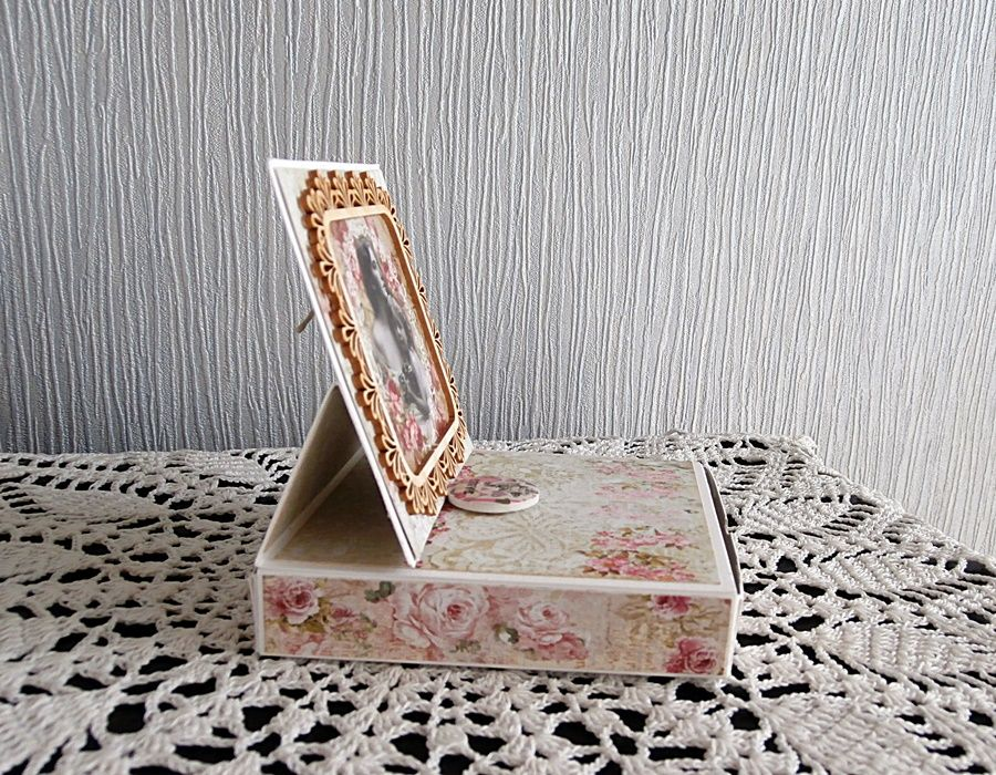 Kartka z szufladką 2