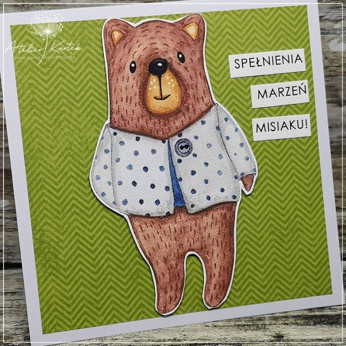 Kartka dla Misiaka