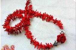 Czerwony koral