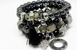 DEEP BLACK - kamienie naturalne i stal