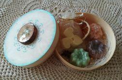 Zestaw mydełkowy - trzy zapachy