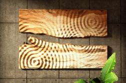 Obraz drewniany, panel dekoracyjny 3d drewno