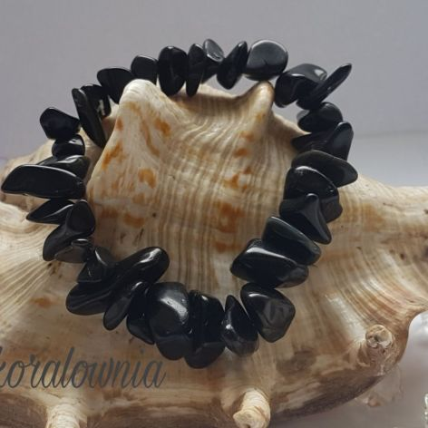 Czarny onyks - kamienie naturalne