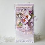 Romantyczna z bukietem kwiatów v.3 - wrzo1f