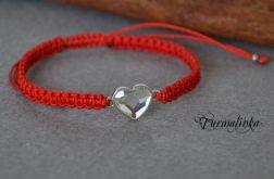 Bransoletka Friends - CRYSTAL HEART